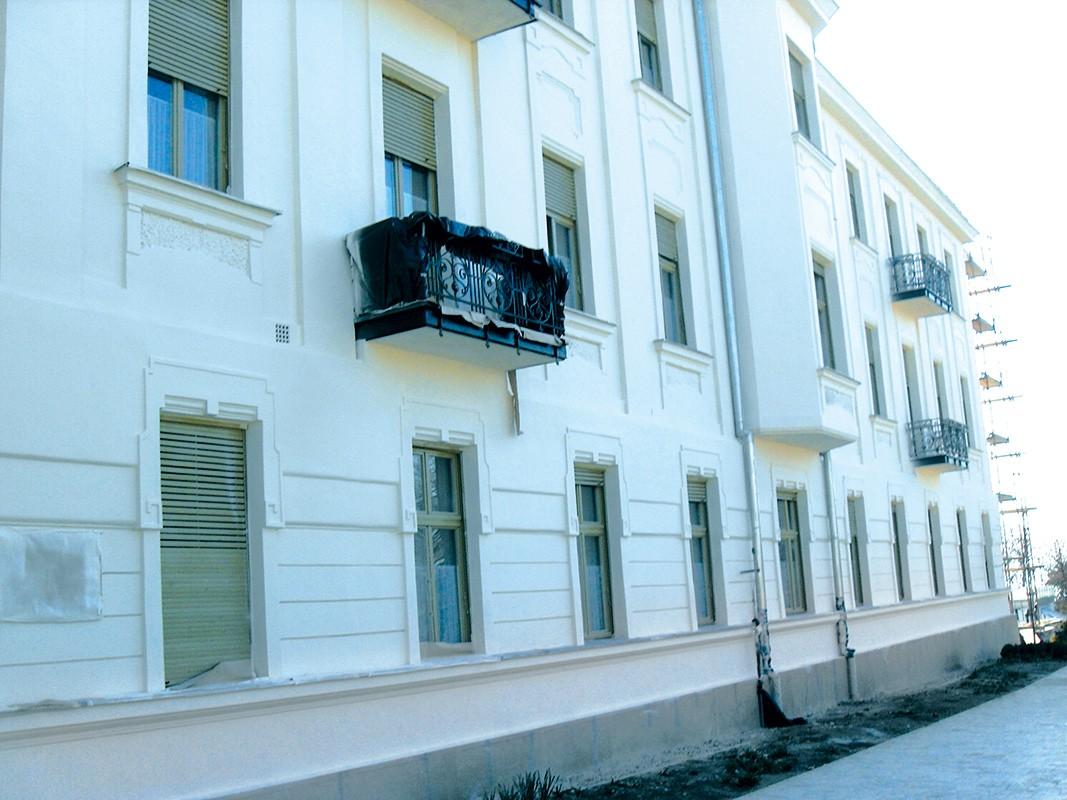 ضد آب کردن نمای ساختمان