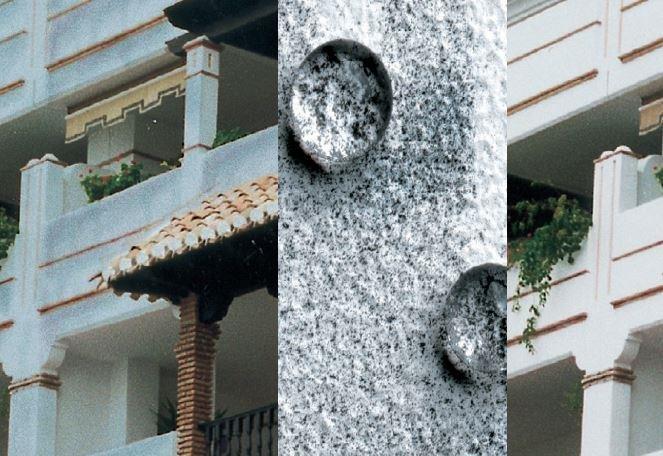 قیمت نانو نمای ساختمان