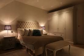 نور پردازی سقف اتاق خواب