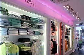 نورپردازی سقف مغازه