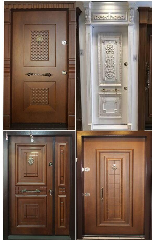 نمونه های درب ضد سرقت