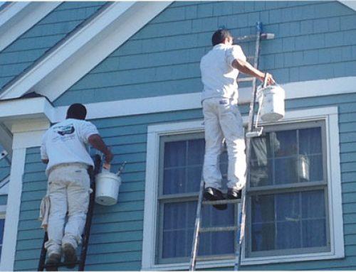 رنگ نمای ساختمان را چگونه  تغیر دهیم